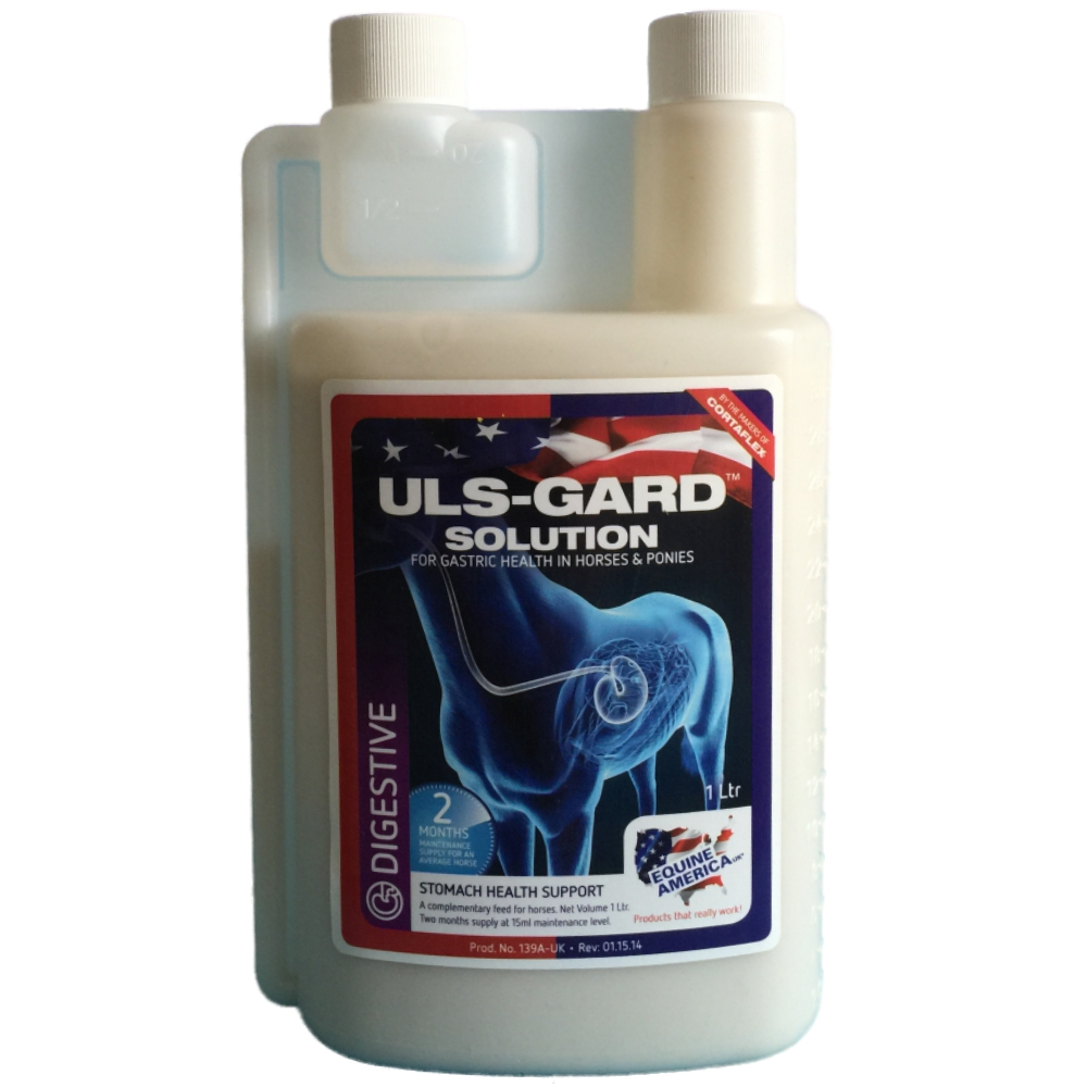 EQUINE AMERICA - Uls-Gard Regular Solution H1 - 1 l