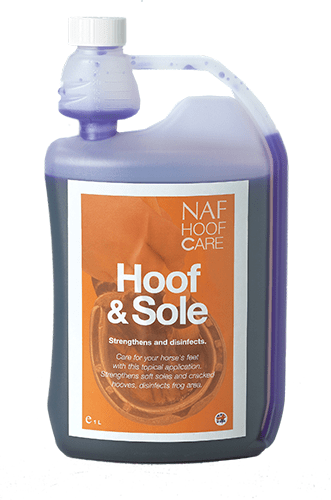 NAF - Hoof and Sole H1 - 1 l