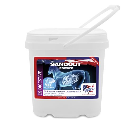 EQUINE AMERICA - Sand Out Powder - 2,6 kg