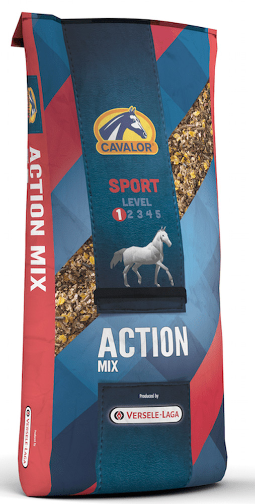 CAVALOR - Action mix H1 - Saco 20 kg